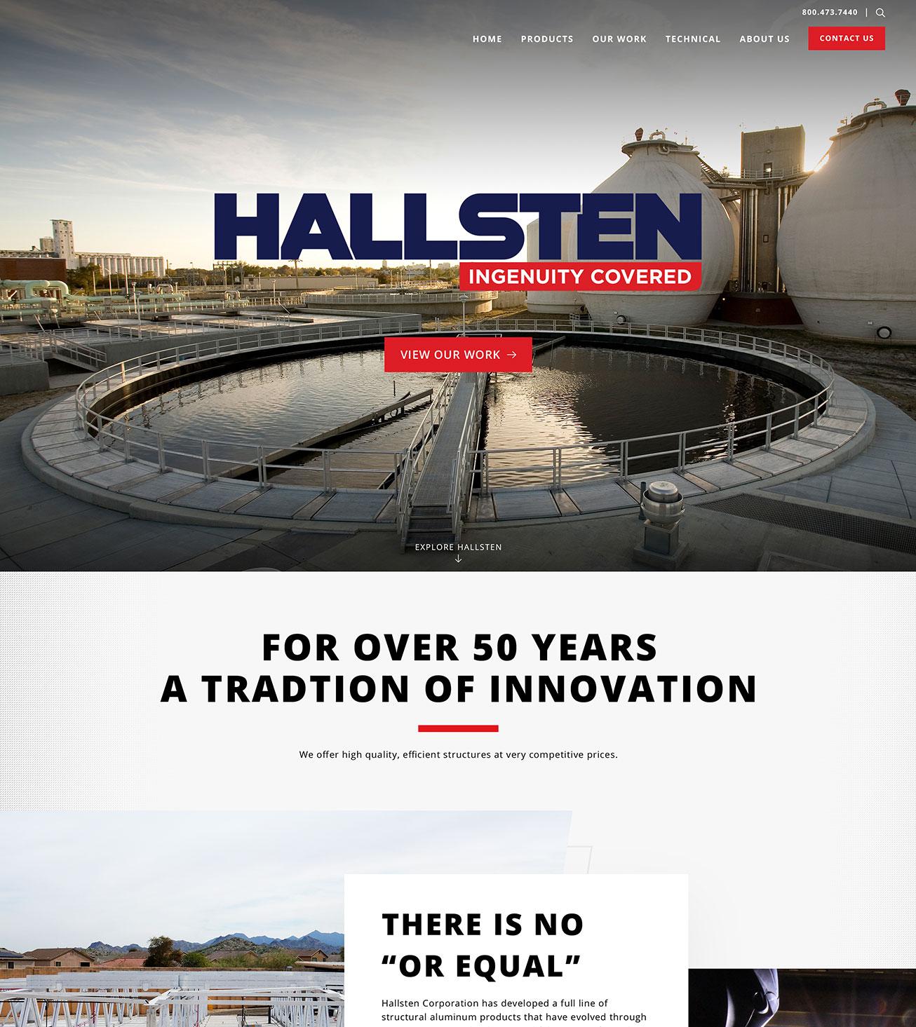 Hallsten Corp