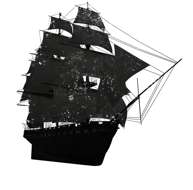 A background image of a ship used for the site.